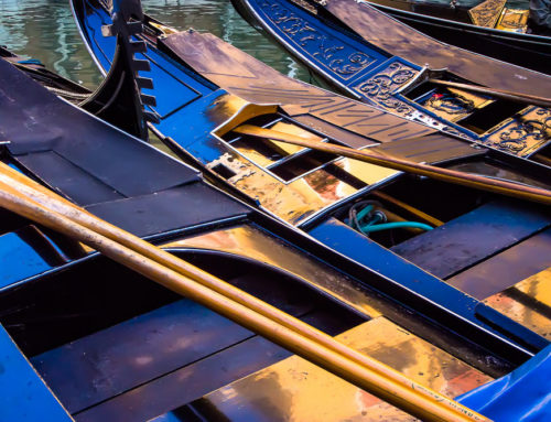 Aqua Alta – Venedig im November