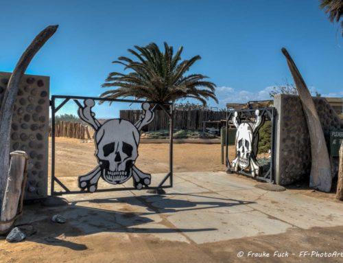 Die Skelettküste in Namibia – 2.Etappe