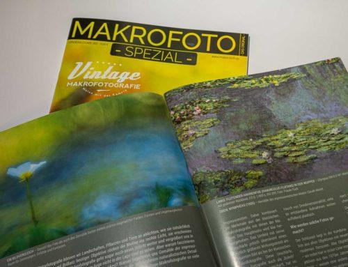 Makrofoto Spezial Vintage Makrofotografie